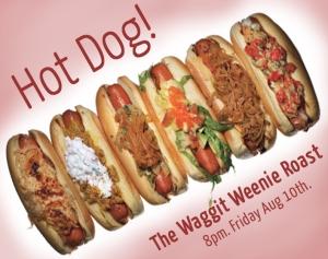 Waggit Weenie Roast