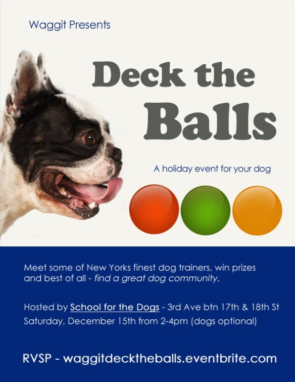 East Village Holiday Dog Party